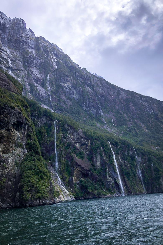 Neuseeland Reiseroute