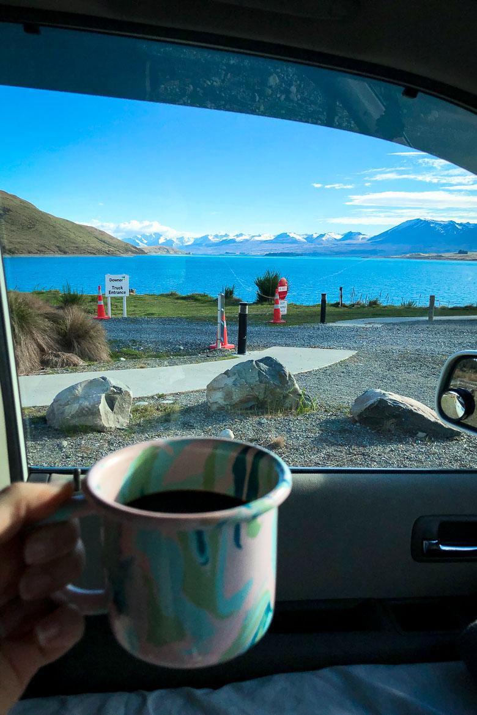 Neuseeland Camper Reise