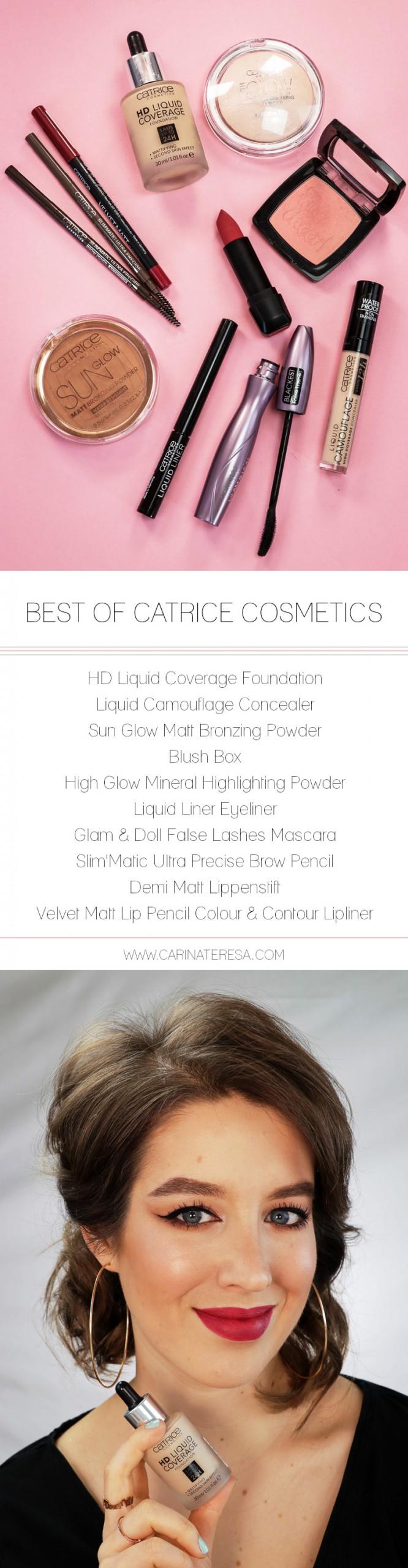 Catrice Cosmetics Favoriten