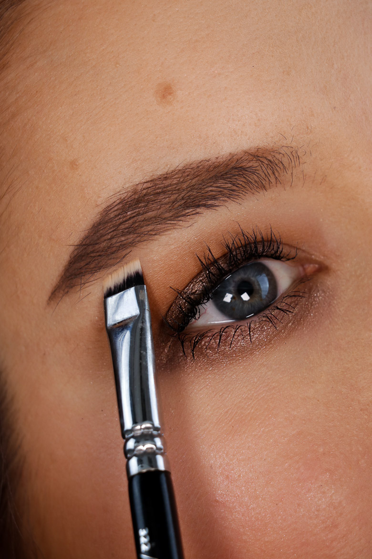 Zoeva Pinsel für Augen und Gesicht