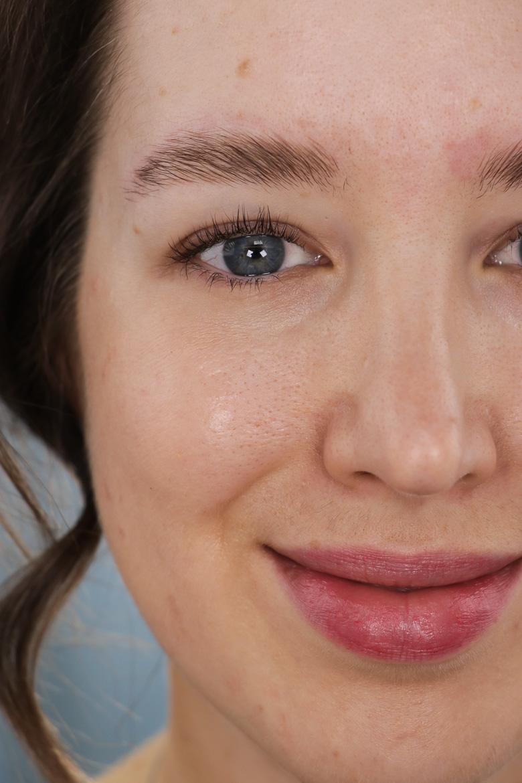 Augenbrauenlaminierung selber machen