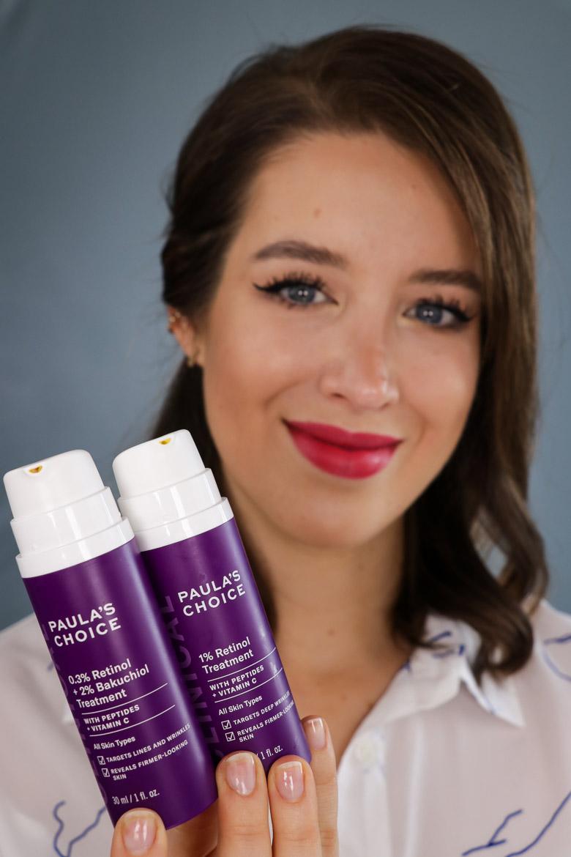 Sommer Hautpflege Routine Retinol