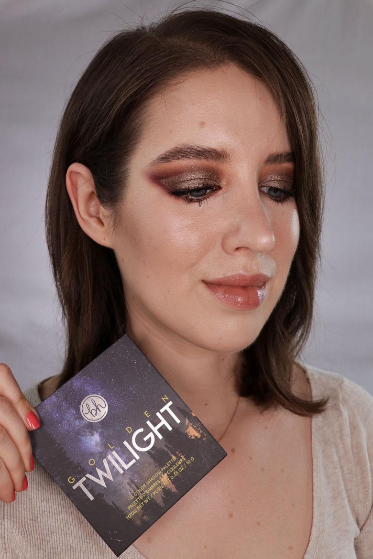 bh Cosmetics Golden Twilight