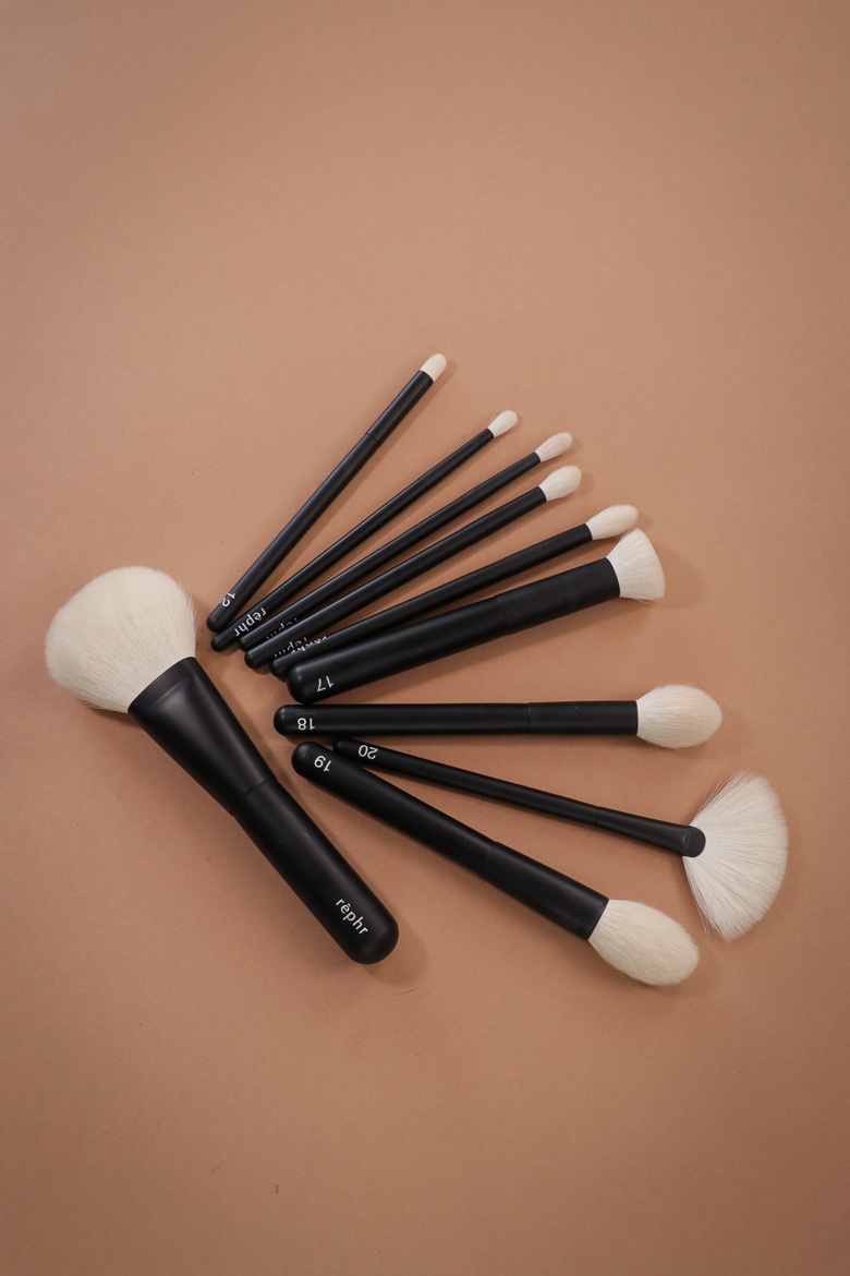 Luxus Make-up Pinsel REPHR Pro Collection