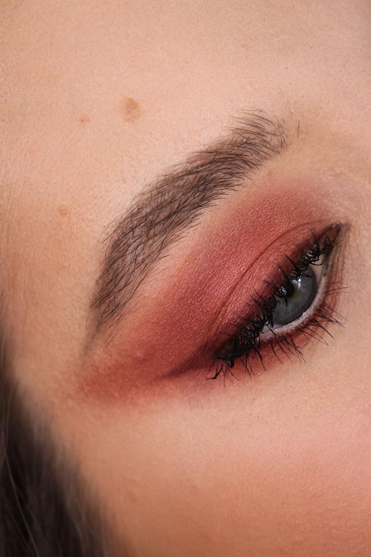 Charlotte Tilbury Walk Of No Shame eye makeup