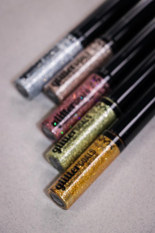 NYX Professional Makeup Glitter Goals Liner