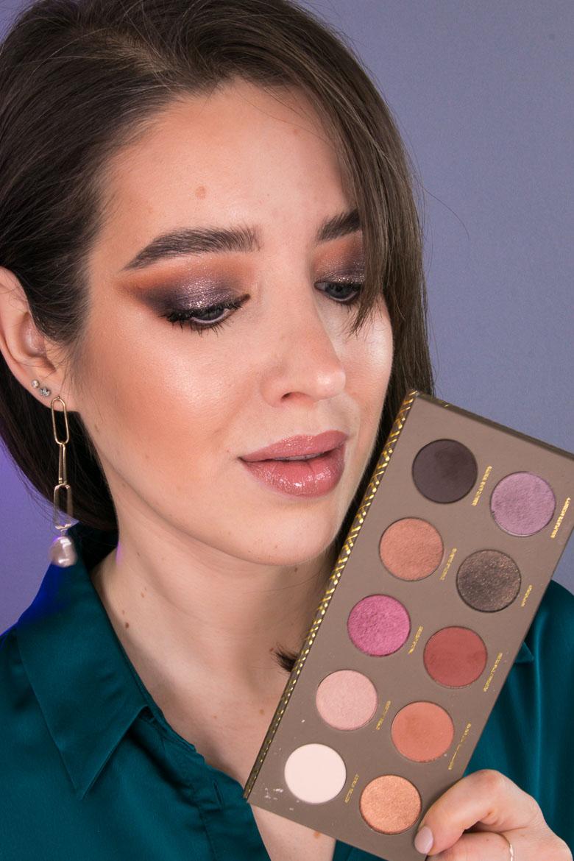 Zoeva Cosmetics Cocoa Blend Lidschattenpalette