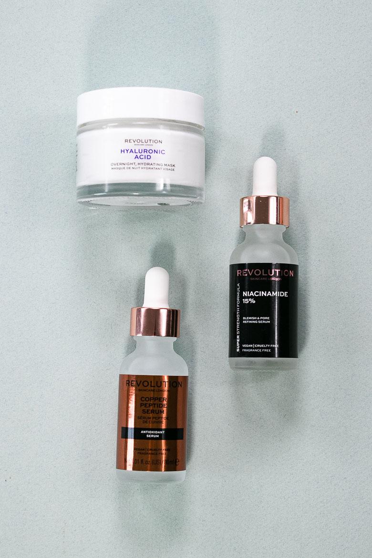 Top 5 Revolution Skincare Favoriten
