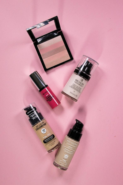Revlon Cosmetics Full Face