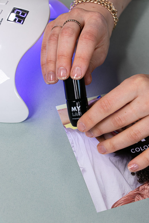 MYLAQ UV Nagellack Anwendung Anleitung