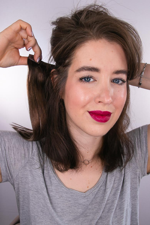 Tricks für volleres Haar