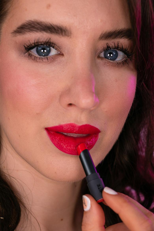 BITE BEAUTY Outburst Longwear Lip Stain Orange Fizz