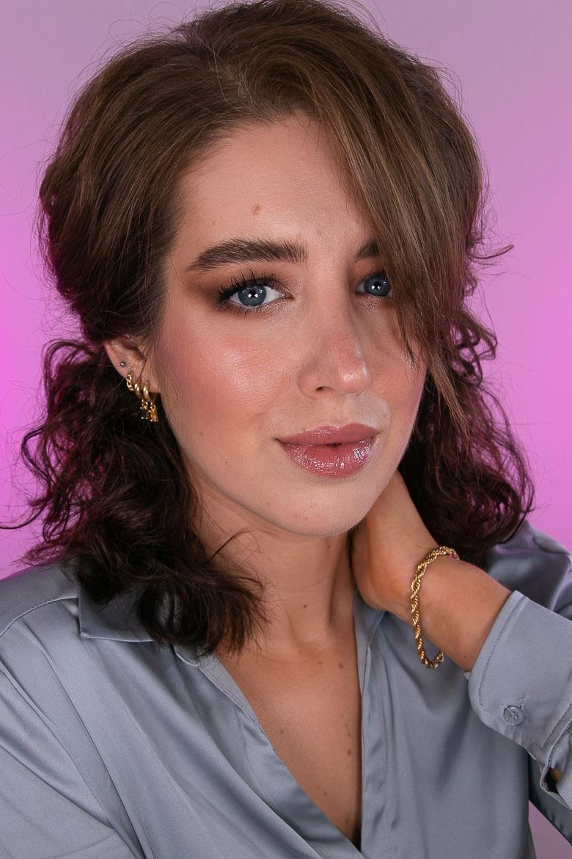 Wasserfeste Wimperntuschen Make-up Look