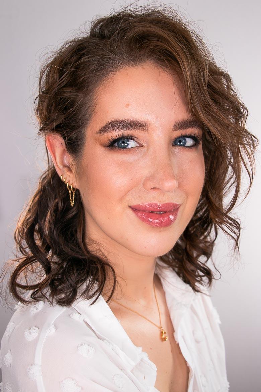 natürlicher Make-up Look