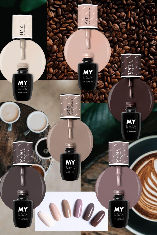 MYLAQ Autumn Collection 2021 Mood Board