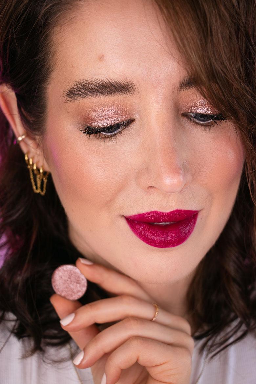 Anastasia Beverly Hills Pink Champagne Lidschatten