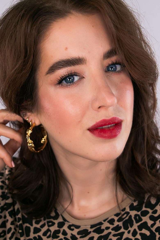 NYX Professional Makeup Lift & Snatch Brow Tint Pen Look