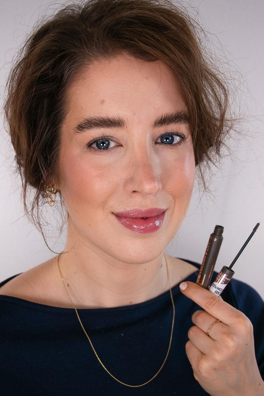Catrice Volume & Lift Mascara für Augenbrauen Make up Look